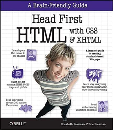 Head First HTML and CSS with XHTML
