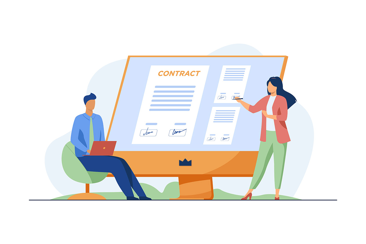 Customer Contract! Why You Need It & How to make it?
