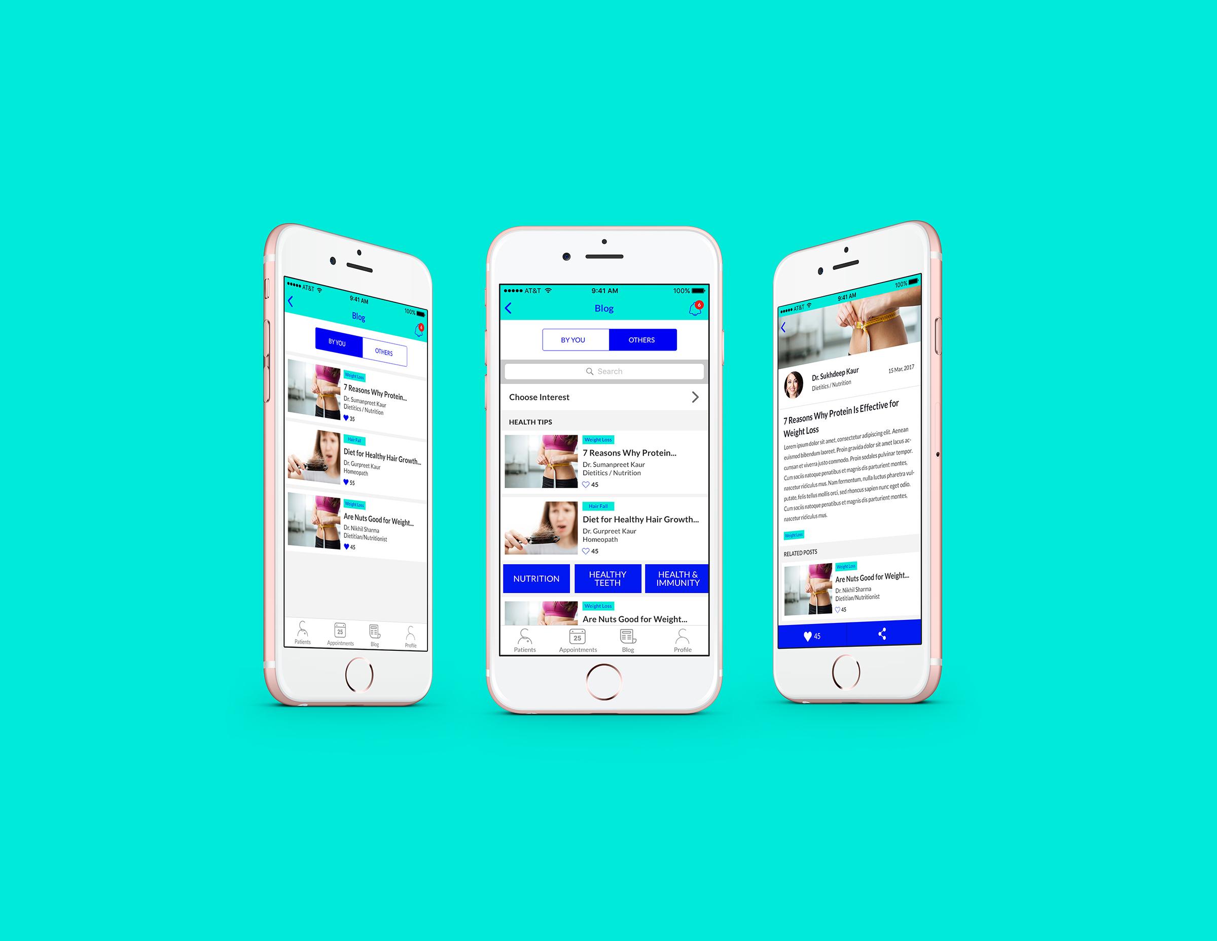 Health Guru - Doctor App