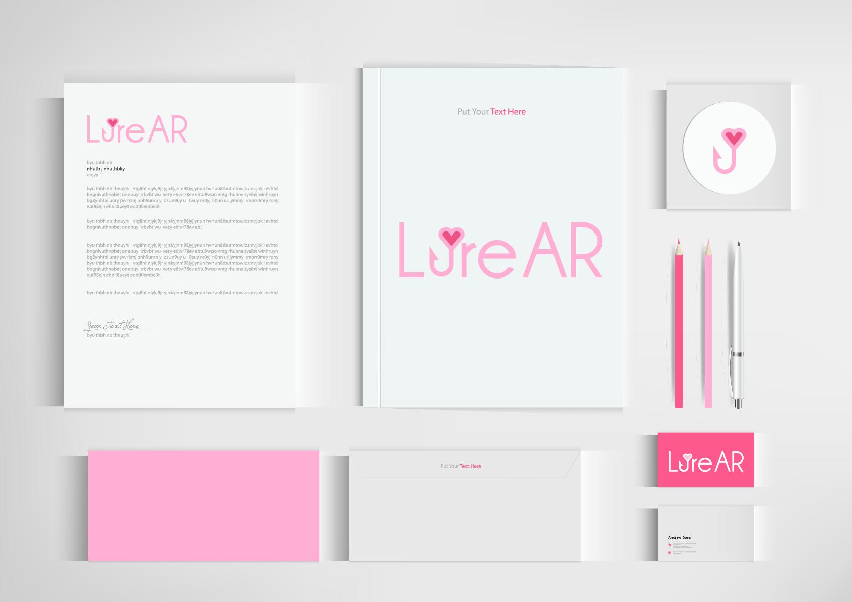 AR Based Dating App Branding & UI UX Design