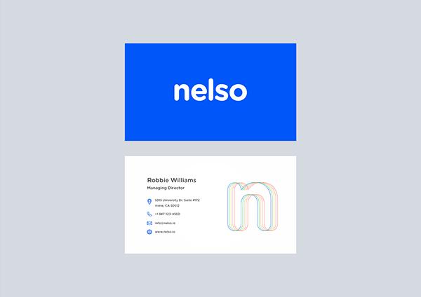 nelso - Personal Branding