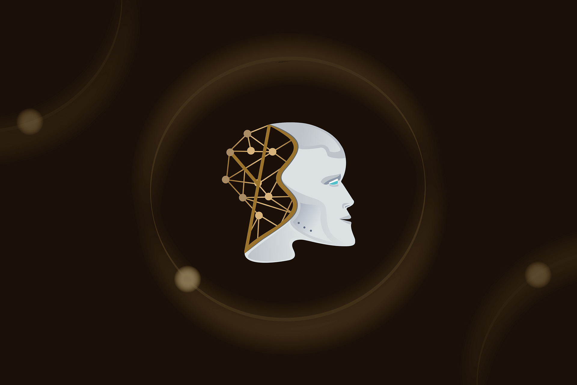 YouBotics Branding - AI bot for Interviews